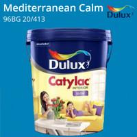 CAT DULUX CATYLAC GLOW 22 KG - MEDITERRANEAN CALM 96BG 20/413