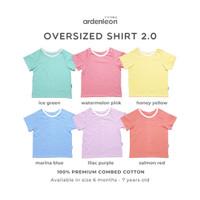 ARDENLEON Unisex Oversized Shirt 2.0