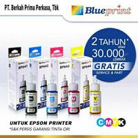 Tinta Epson 664 ORI BLUEPRINT For Printer Epson L120 L220 L350 - 70ml