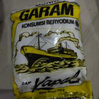 GARAM BERYODIUM CAP KAPAL 500GR