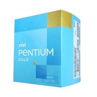 Intel Pentium Gold G6405 Comet Lake Dual-Core 4.1 GHz - LGA1200