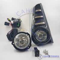 Fog Lamp / Lampu Kabut / Bemper Avanza Veloz 2019 DNY-1022
