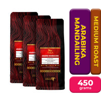 WoCA Arabika Mandailing 150 gram X 3 Pack