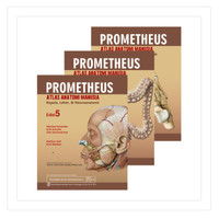 Prometheus Atlas Anatomi Manusia Edisi 5 (SET 3 BUKU)