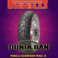 BAN SPORT / SUPERMOTO PIREELI SCORPION TRAIL 2 UK 190/55-17 IMPORT