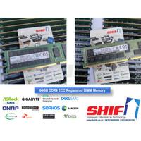 Memory Server 64GB DDR4 ECC Registered DIMM
