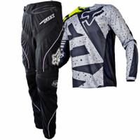 Jersey set motocross   celana cross   celana trail - fox.black180, 36