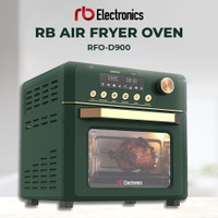 Oven|RB Air Fryer Oven Multi Fungsi | RFO-D900W