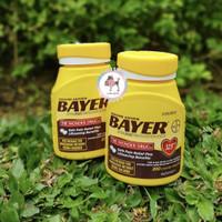 Bayer Aspirin Pain Reliever Fever Reducer 325mg 200ct
