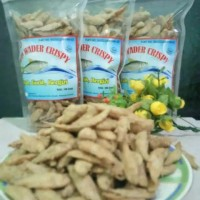 Ikan Wader crispy 100gr baby fish wader - Original