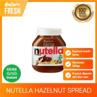 Nutella Chocolate Hazelnut Spread / Selai Coklat Nutella Hazelnut