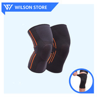 AOLIKES 7719 Knee Support Pad Sleeve Wrap Wraps Sepeda Gym Fitness