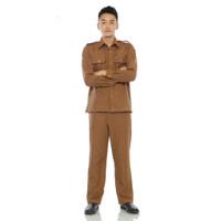 SeragamPemda Baju Dinas PNS/Pemda Pria Baju Guru Seragam Pegawai Desa