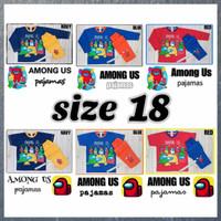 Baju tidur Piyama BLAZE remaja anak laki ABG ukuran besar Jumbo kaos