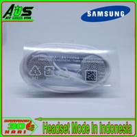 Earphone Headset Samsung A3 A5 A6 A6 Plus A7 ORIGINAL 100% - Putih