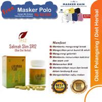SR12 Salimah Slim - Obat Diet Herbal Penurun Berat Badan