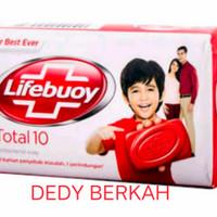 sabun lifebuoy batang 60gr 4pcs Red