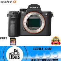 SONY A7R III /Kamera Alpha 7R III / A7R mark III / ILCE-7RM3 Body Only