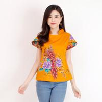 Baju Batik Wanita/Atasan Batik Wanita A602 VI