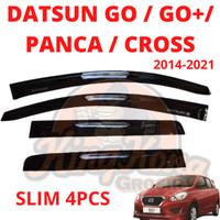 TALANG AIR 4 PINTU MOBIL DATSUN GO / GO+ / PANCA / CROSS MODEL SLIM