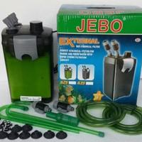 Jebo 625 Canister filter External bio chemical Aquarium Aquascape