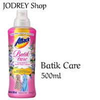 Attack Batik Care Deterjen Cair 500ml