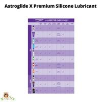 Best Seller Astroglide X Premium Silicone Lubricant - 148Ml Ready