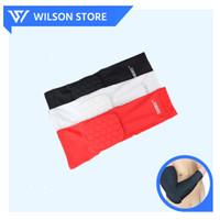 AOLIKES 7046 Elbow Support Arm Warmer Sleeve Pad Deker Siku Tangan - Hitam, XL