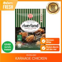 Riverland Karage Jepang Chicken / Bonito Karaage 500gr