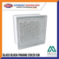 GLASSBLOCK / GLASSBLOK / GLASS BLOCK MULIA BATIK PARANG GB-95093