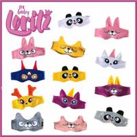 Kacamata jemur bayi / baby eye mask / washable LORITZ original