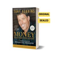Buku Import Money by Tony Robbins (Original Paperback UK Edition)