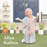Little Palmerhaus KAFTAN DRESS - Baju Muslim Anak Perempuan 1-5 Tahun