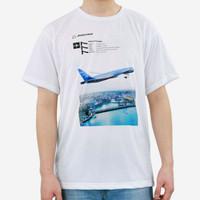 Baju Boeing 777 Official Merchandise ORIGINAL