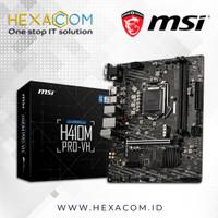 Motherboard MSI H410M PRO-VH (Intel LGA1200, H410, DDR4)