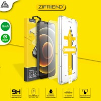 ZIFRIEND TEMPERED GLASS IPHONE 11 12 XR 7 8 X XS XR PRO MAX PLUS