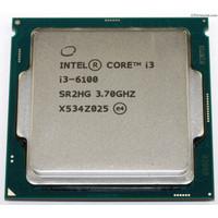 i3-6100 TRAY FAN INTEL CORE i3 (3,70 GHz,3M Cache)*GARANSI RESMI 1 THN