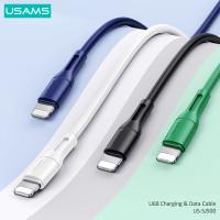 USAMS U68 Kabel Data iPhone Lightning 2A 1M