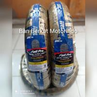 Paket Ban Motor Matic RANCING COMPOUND/ IRC Fasti Pro 90/80 Ring14 TL