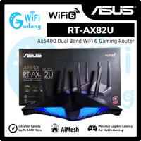 ASUS RT-AX82U Wireless Router WiFi 6 AX5400 With AiMesh AX 5400 WiFi6