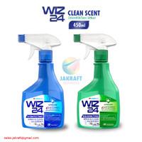 WIZ24 Botol Disinfectant Spray WIZ 24 Fresh & Clean Scent 450 ml