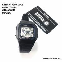 Casio W-800H 1AVDF Jam Tangan Casio Digital