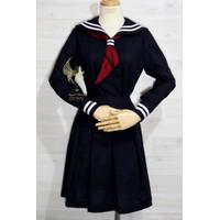 Seifuku Baju Seragam Sekolah Jepang | Premium Sailor Uniform Handmade