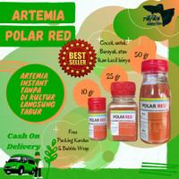 Polar Red Artemia Decapsulated Repack 50 gram