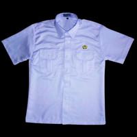 Kemeja putih Baju pdh Pegawai Negeri Sipil/pns Baju putih atasan bahan