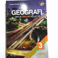 Buku Geografi SMA/MA Kelas XVII.12 [ERLANGGA]