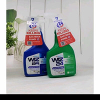 wiz24 disinfecting spray&clean all surface 450ml