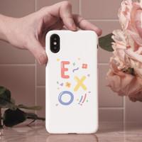 Casing Hp Exo Logo Cute Design - Anticrack