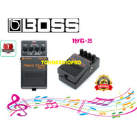Boss MT2 MT-2 mt 2 Metal Zone Distortion Pedal Efek Gitar Distorsi