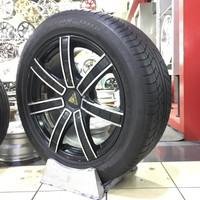 SECOND 4 Velg Ban Autospeed ring 20 inch untuk mobil Fortuner, Pajero